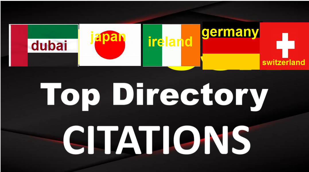 do 30 best local citation for switzerland germany ireland japan dubai