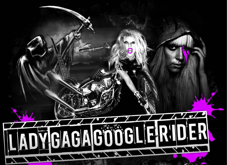 LADY GAGA GOOGLE RIDER DIVERSIFIED LINK BUILDING STRATEGY 2021 SERP IGNITION