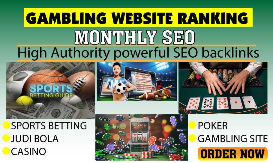 I Will do complete Monthly Google 1st Page Guaranteed seo package