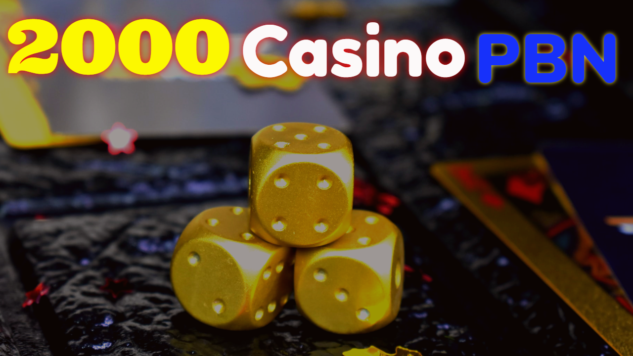 2000 Casino Poker Related High PBN Backlinks To Boost Your Site google Page 1