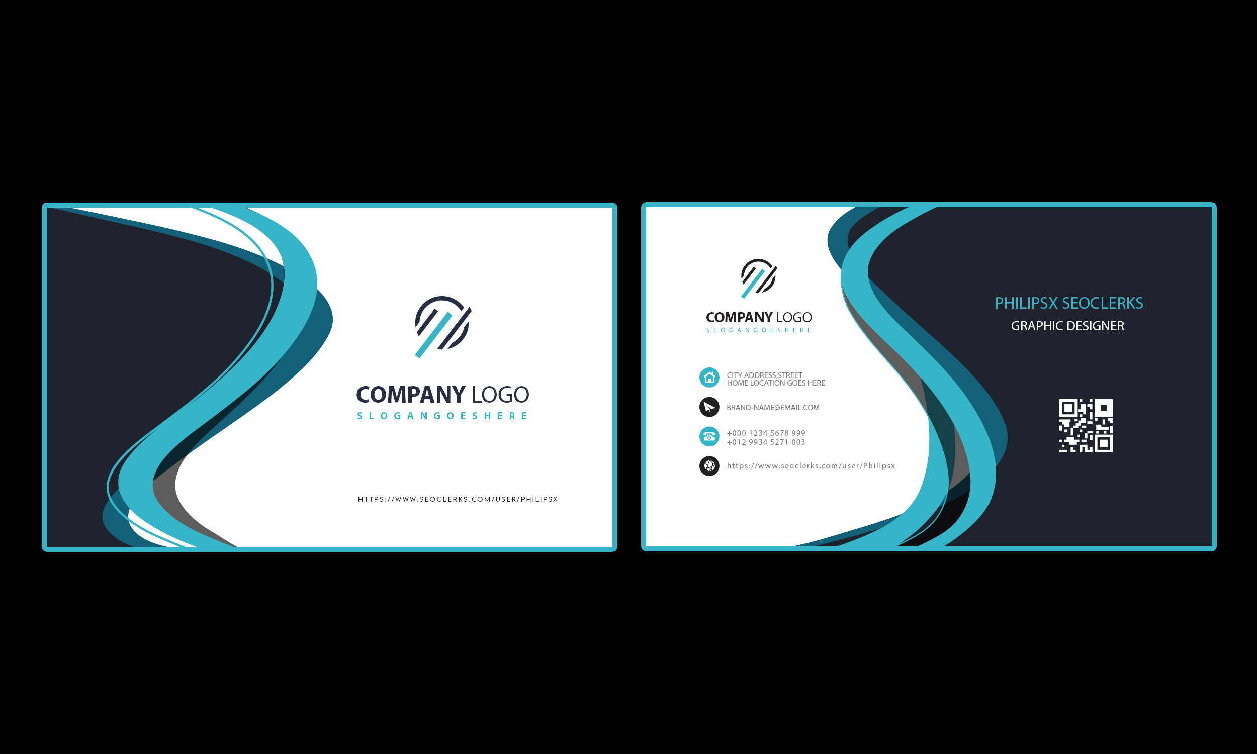 I will design business card and LOGO for 3 in 3 hours