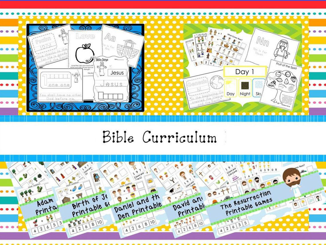 Preschool Curriculum, Prints over 15,000 pages.More than 3000 Activities