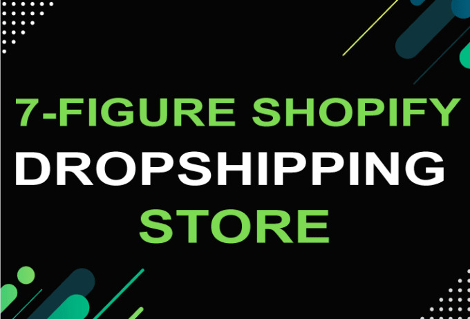 I will create aliexpress dropshipping store