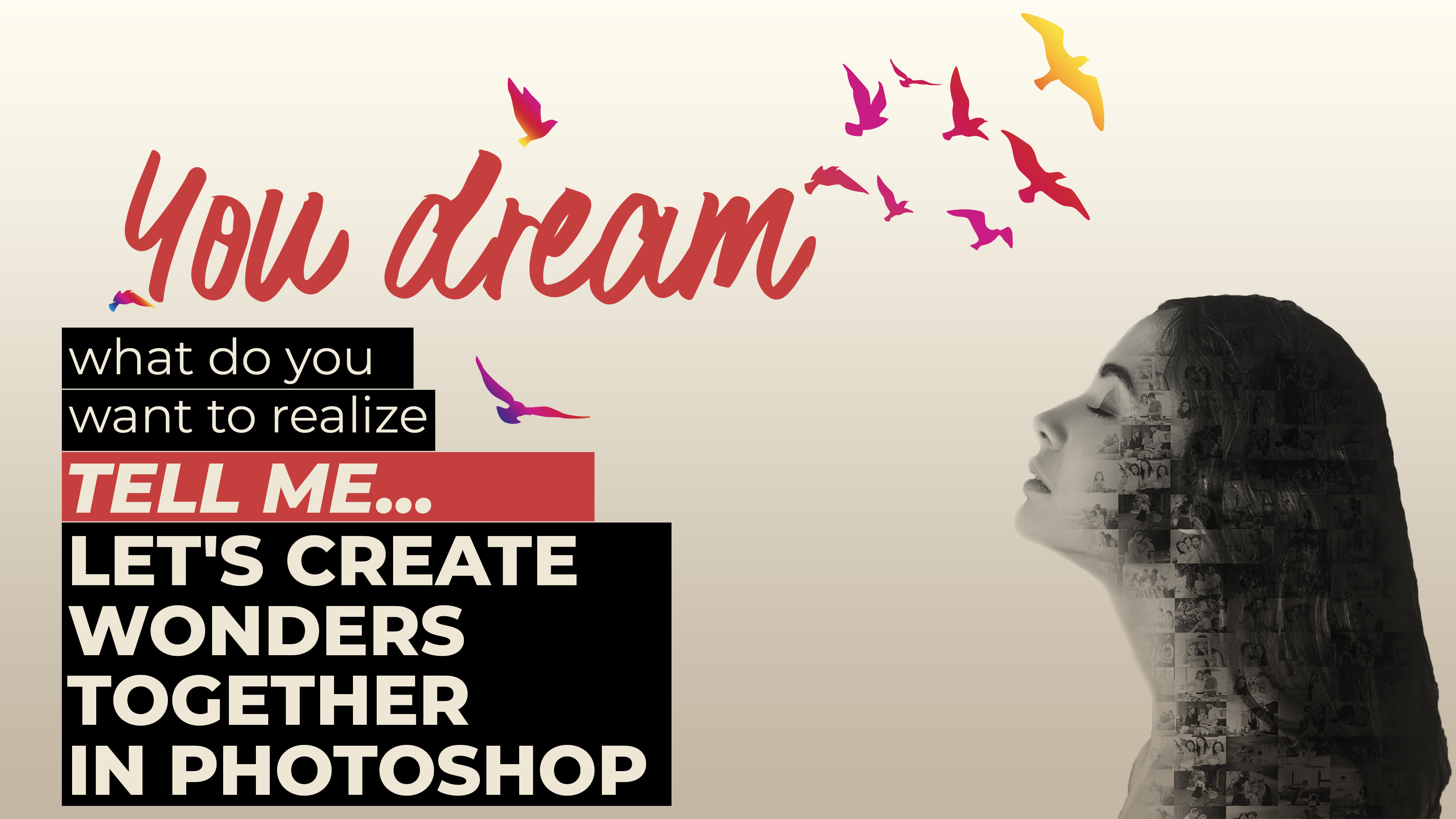 creative professional photoshop services