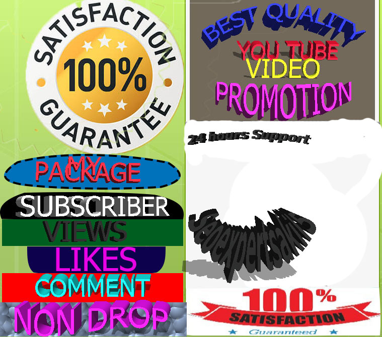 I will youtube video promotion