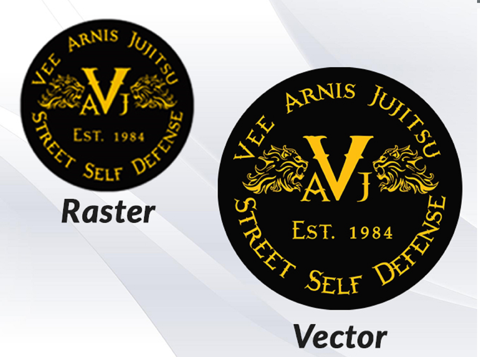 Redraw your existing logo / image as high resolution VECTOR with in 12 to 24 hrs only
