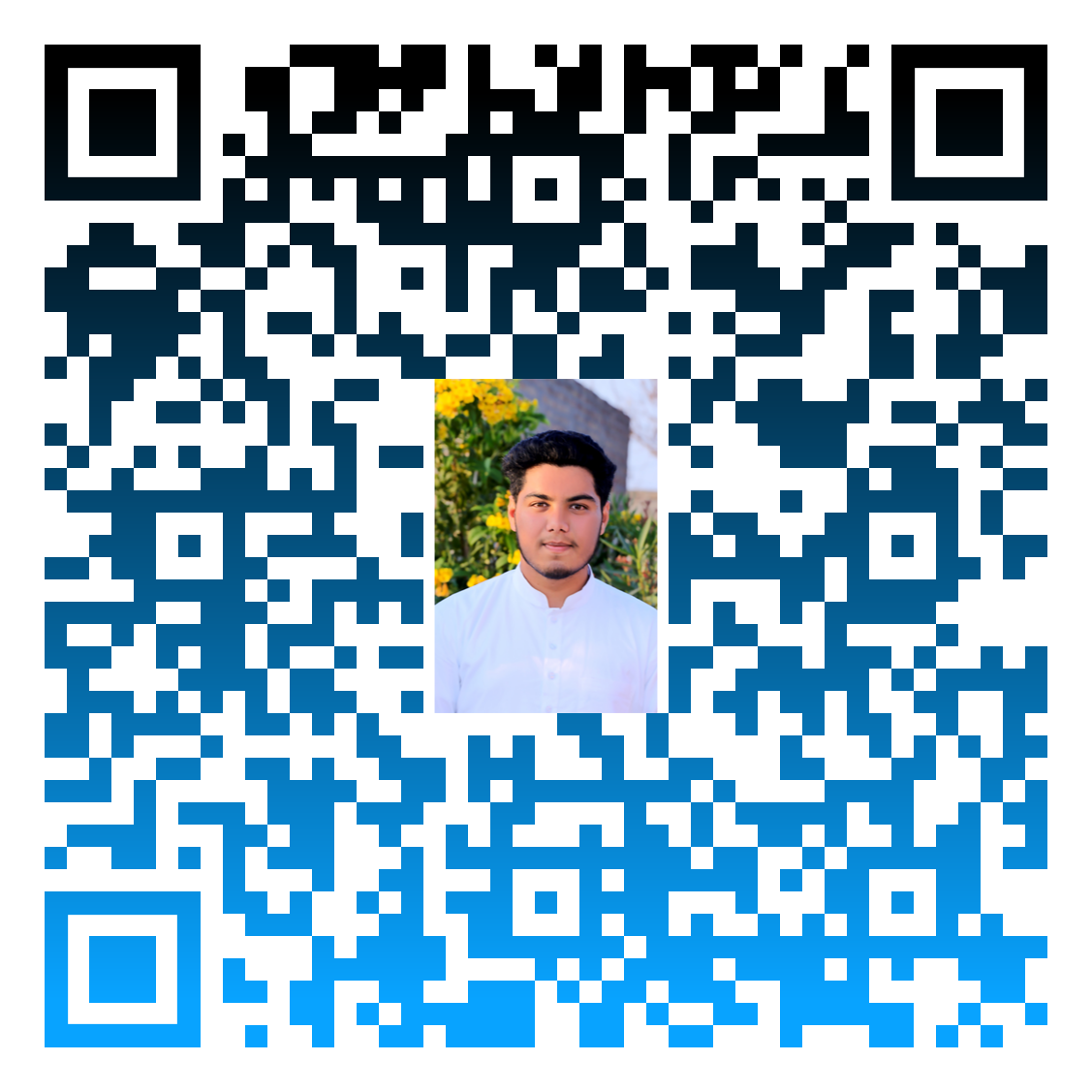 I will create a professional QR code and bar code for you