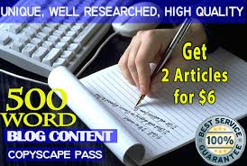 Write 500 words pluy SEO optimized articles,  content writing,  blog writing,  and product description