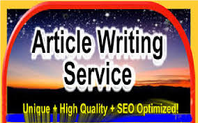 1000 Words SEO Friendly Article Writing