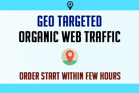 keyword targeted web traffic from google, yahoo, bing