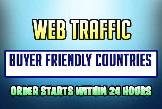 keyword targeted web traffic from google, yahoo, bing