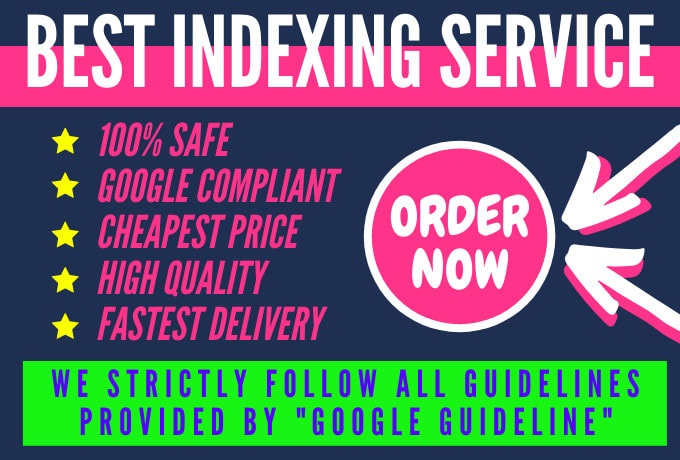 Premium Backlinks Indexing Service - 300 URLs
