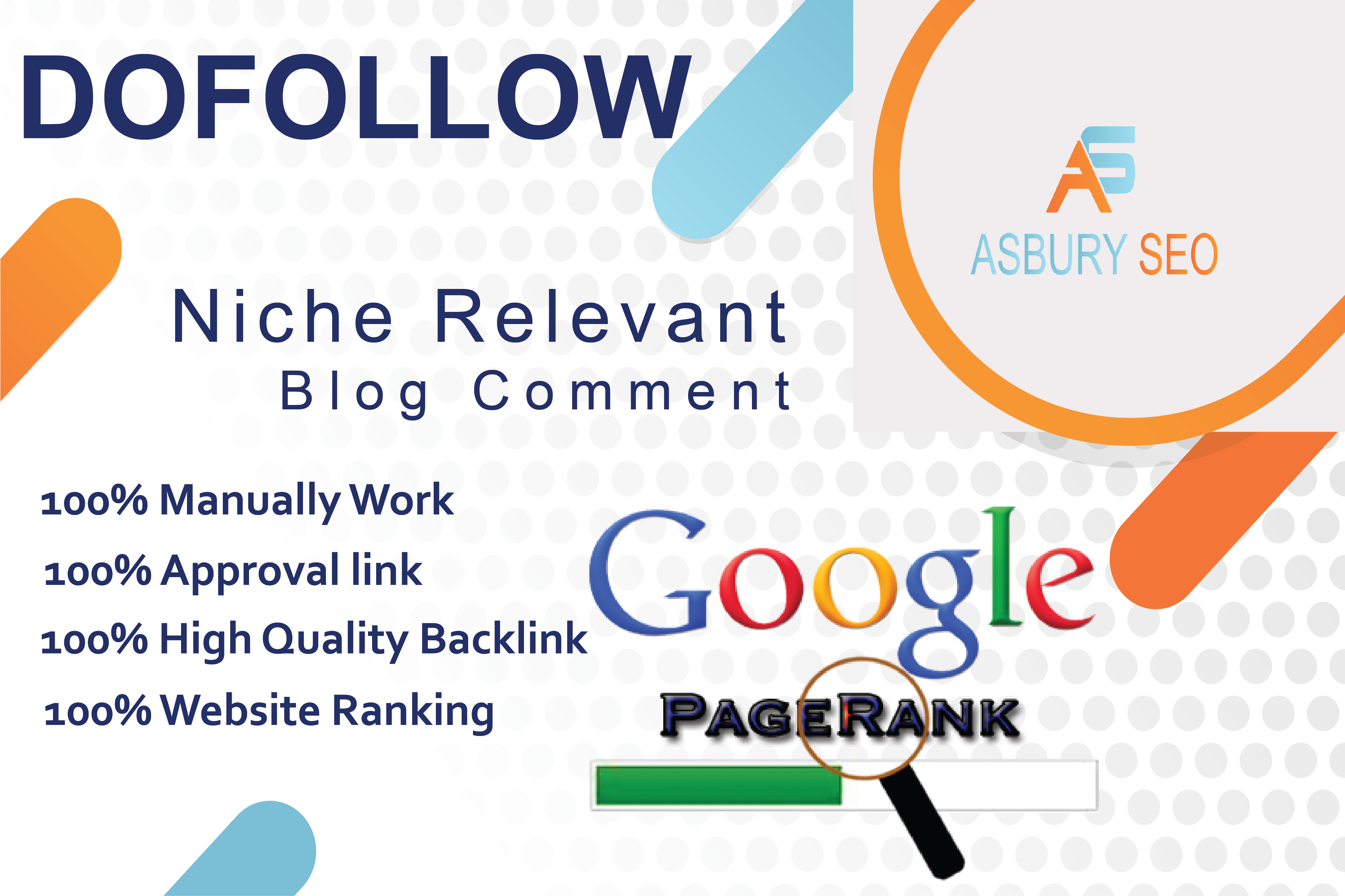 I will do 5 Dofollow Niche Relevant Blog Comment And Relevant Comment Use