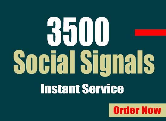 3500 Instant Service Mixer Social Signals