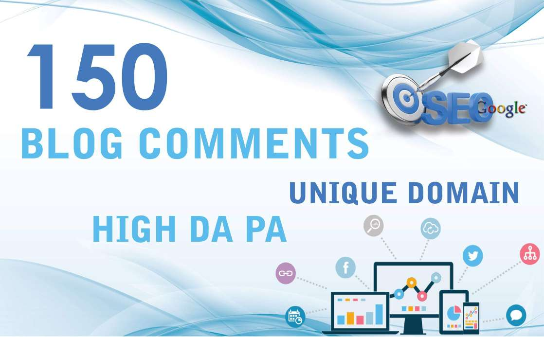 i will do 150 unique blog comments
