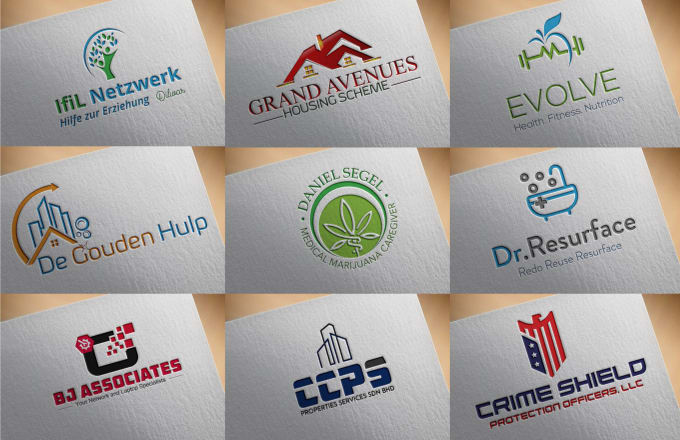 I will design your business and website logo design