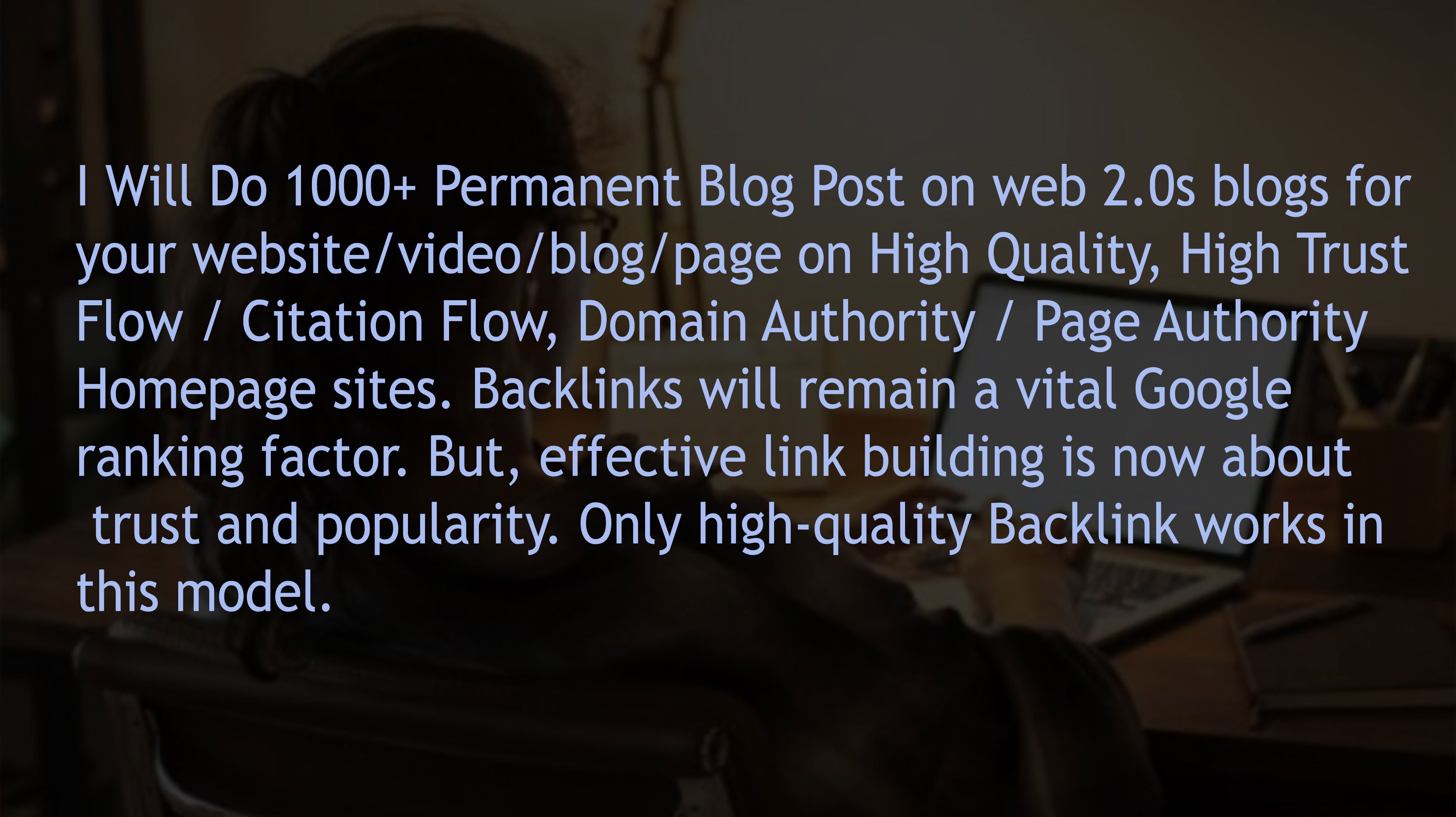 Get Extream 1000 PBN Backlink in your website hompage with HIGH DA/PA/TF/CF with unique website
