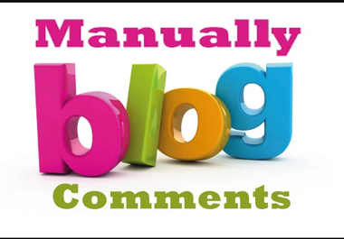 i can do 25 high quality blog comment