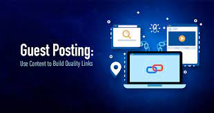 I will give you 20 guest post for high quality backlink