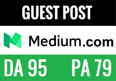 i can do guest post medium. com