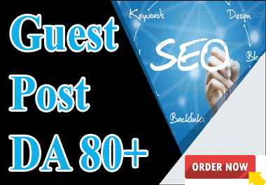 I can do 5 guest post low cost High DA Site