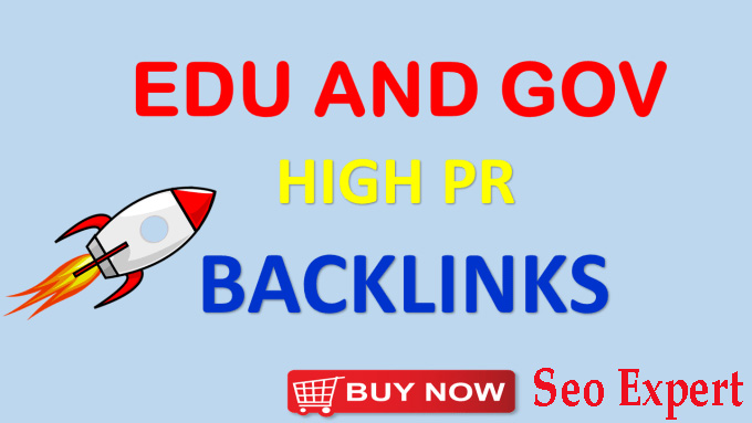 I Will Exclusively 25 EDU and 25 Gov High Pr SEO Authority Backlinks - Fire Your Google Ranking