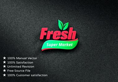 Logo design for your business OR company logo