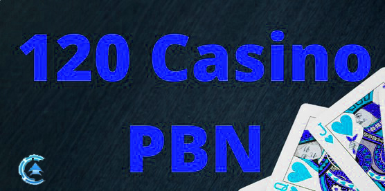 120 CASINO/ Poker/Gambling PBN 120 sites Best Quality