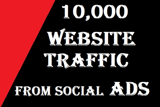 Send 10000 Real Human Traffic for your Website
