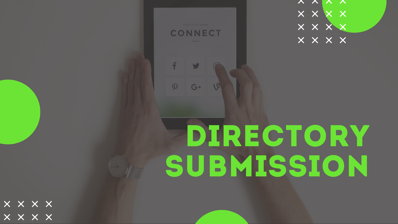 I will submit your website to directories 500