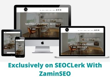 I ll Design and develop fully featured wordpress website for your business