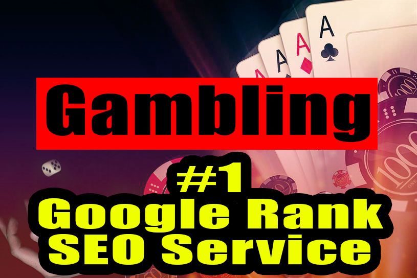 Gambling Site Ranking SEO Package Page 1 Update SEO V2 Package 2021 SEO
