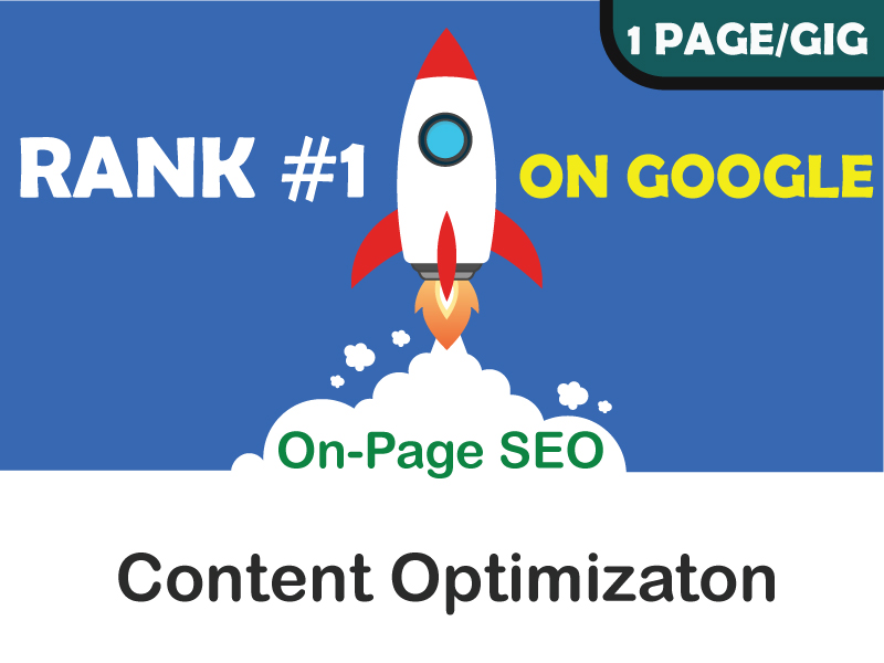 On-Page SEO and Content Optimization to Rank Higher on Google