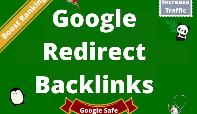 200 Dofollow Google Redirect Backlinks