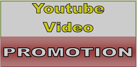 Youtube Video Promotion Seo Optimized