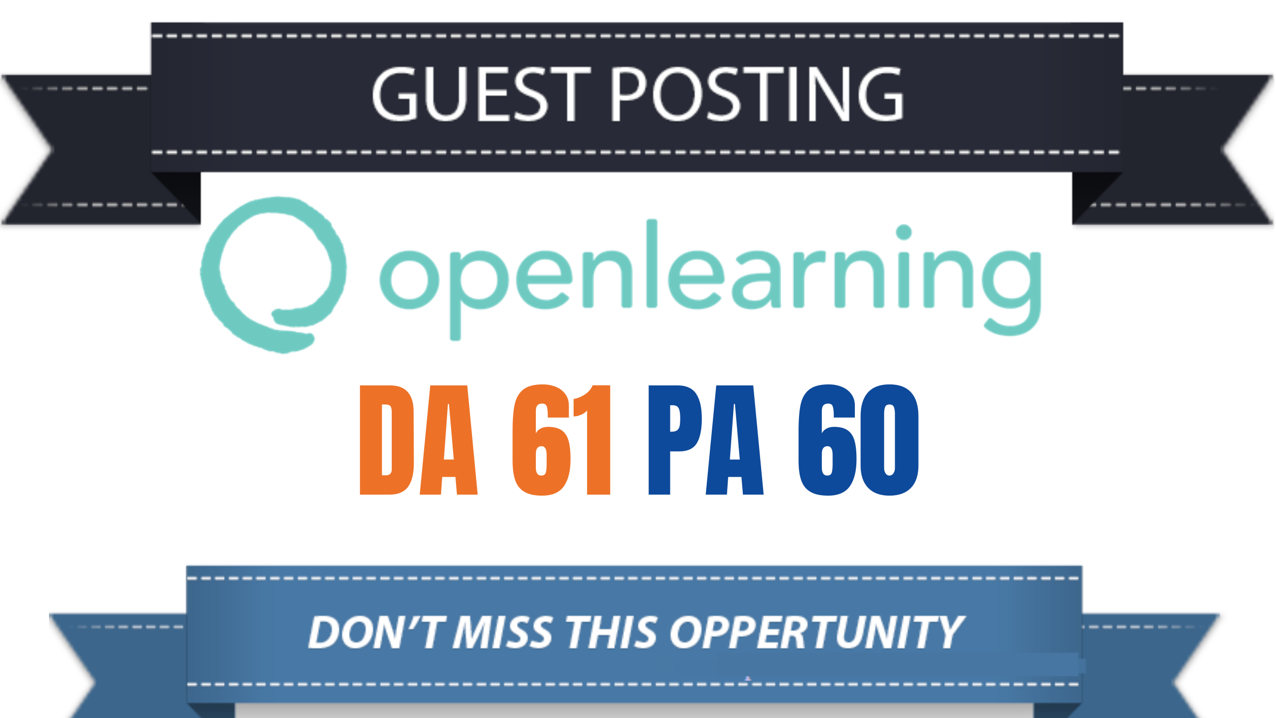 Write And Publish Guest Post On Openlearning. com Blog