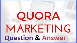 I will make question and answers to create traffic from Social Media