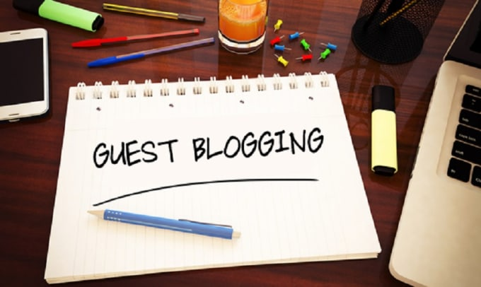 I will do 1guest post backlink building