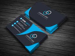 I will create an awesome professional business card for your business.