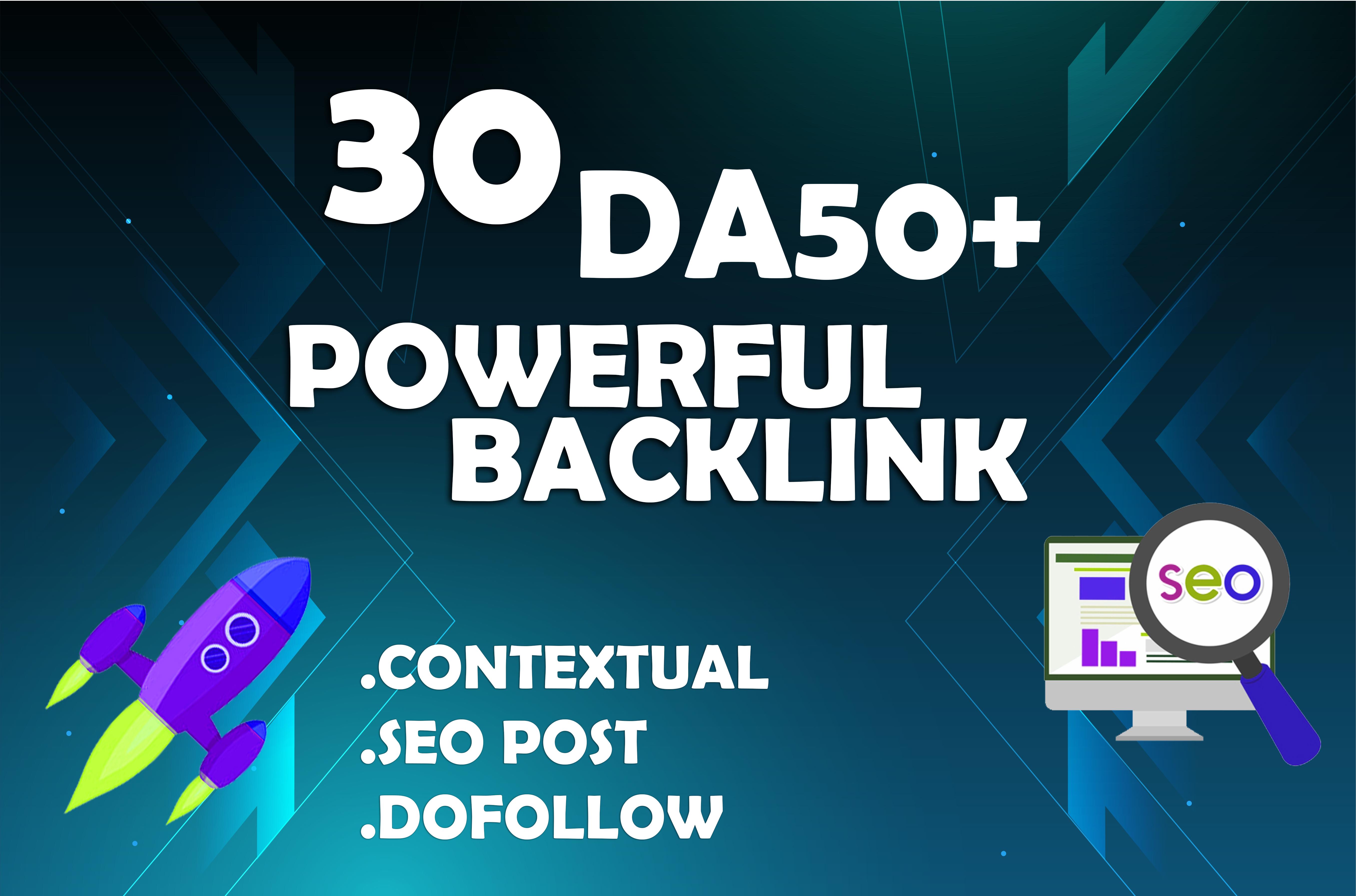 I will create 30 PBN homepage permenent backlink with Da 40+