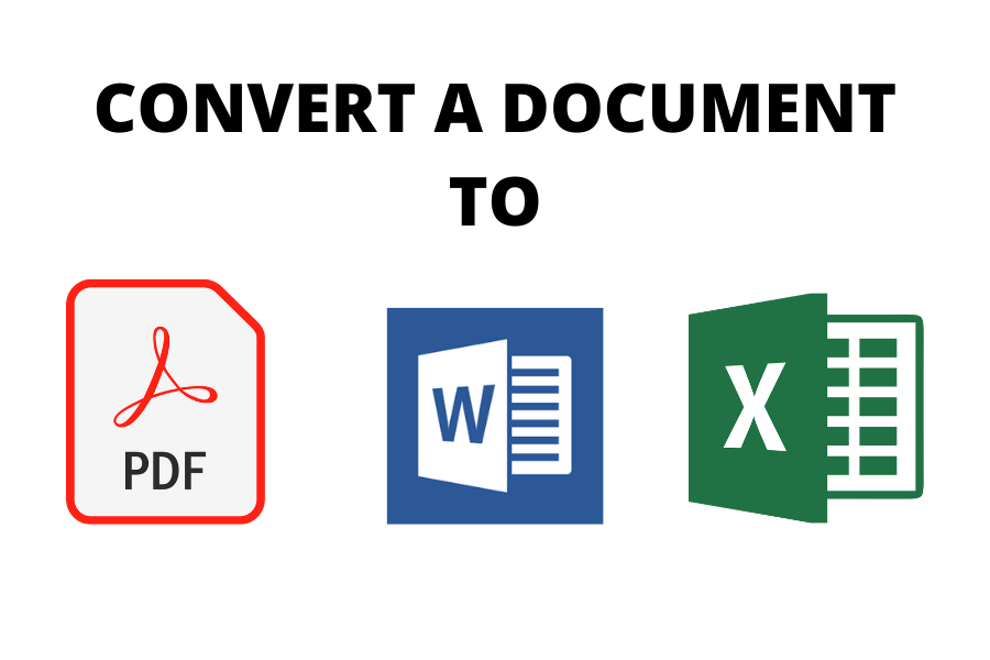 I will convert a file to any format