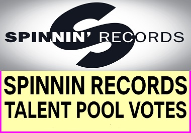 150+ Spinnin Records Talent Pool Votes or Online Voting Contest