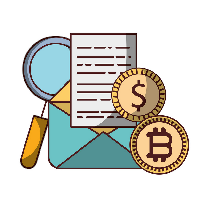 Provide you with 1800 targeted crypto email list