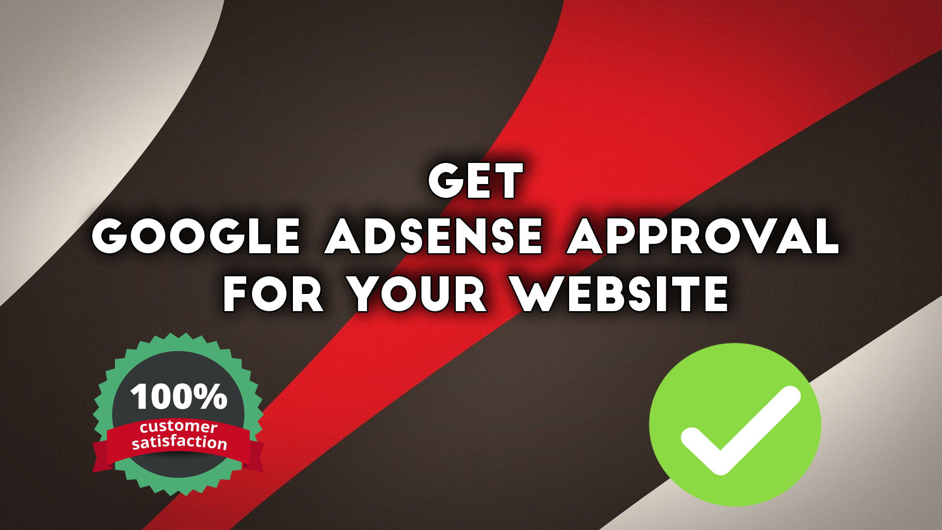 I will write articles for google adsense approval