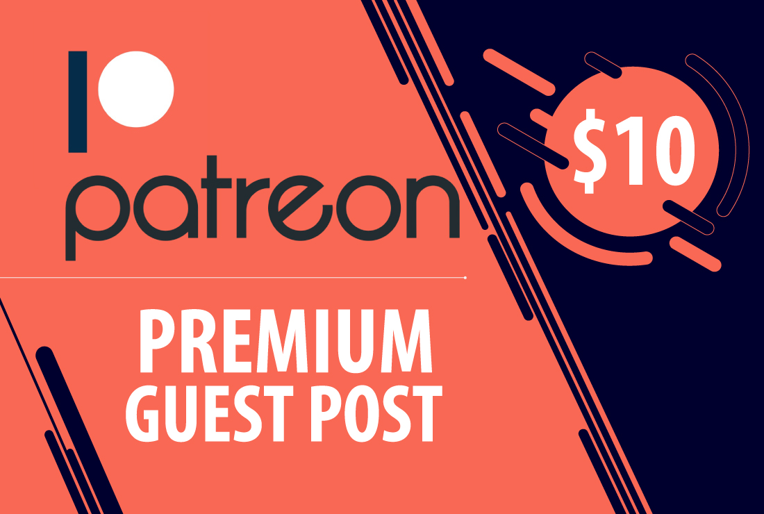 Publish Guest Post On Patreon. com