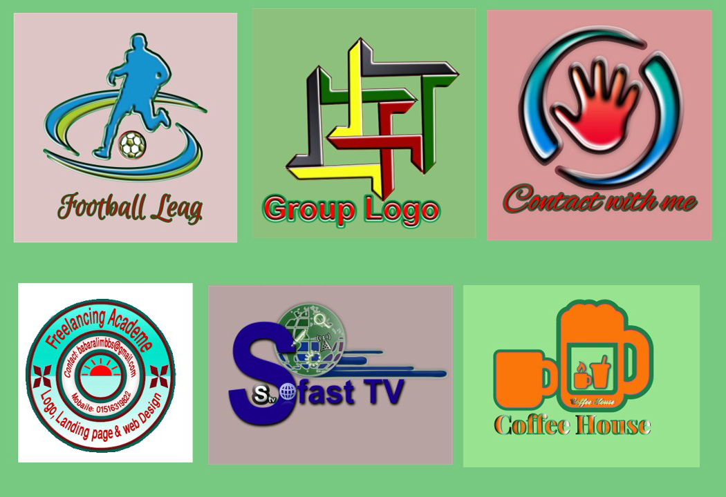 I am professional logo and graphic designer. (since 2014)