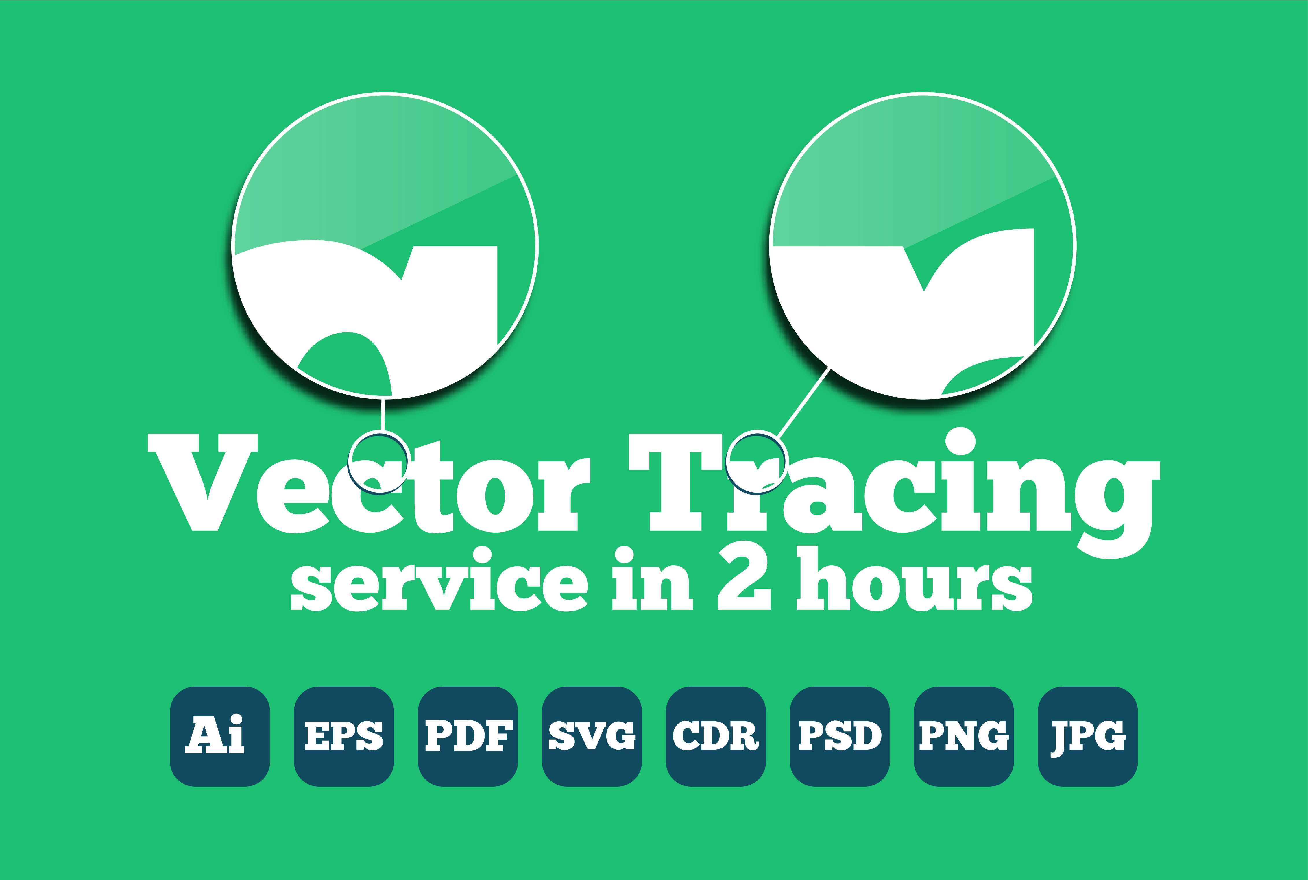I Will Do Your Existing Logo Image As High Resolution Vector