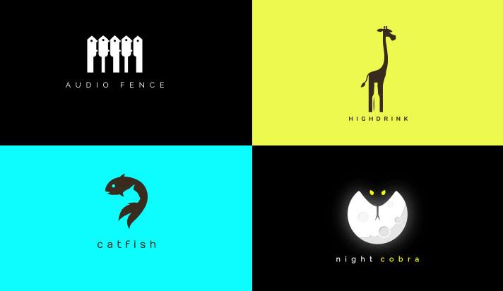 I will create your modern minimalist logo