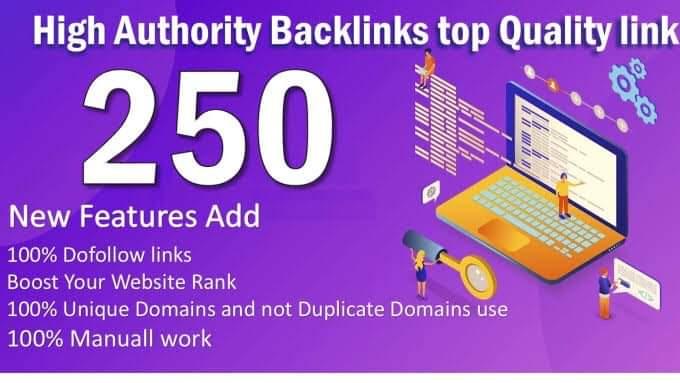 build manual 250 high quality unique blog comments