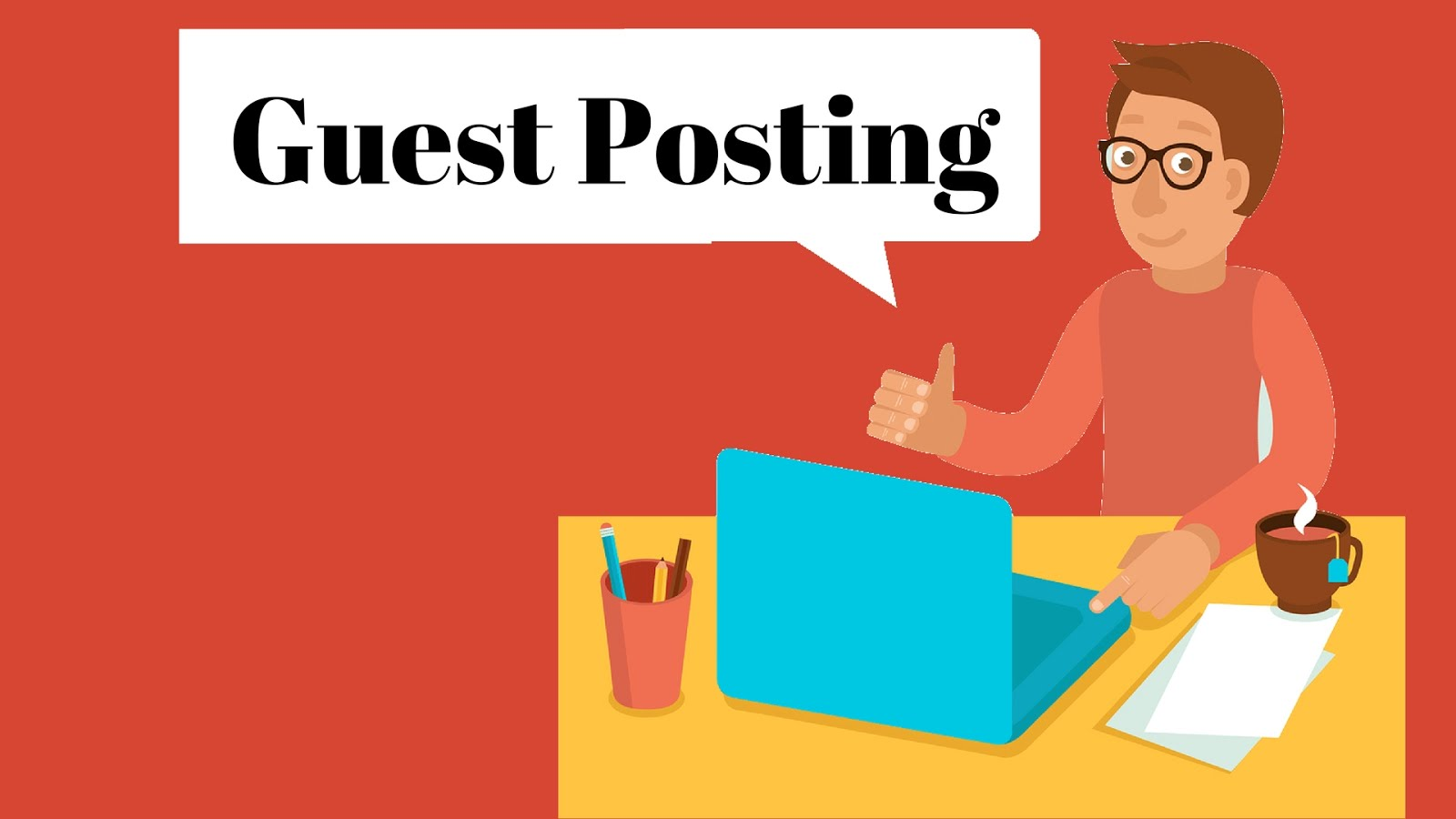 Write and publish A guest post general blog da 50